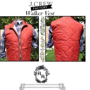 NWT J.Crew Factory vest
